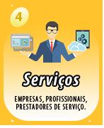 Clique para Cadastrar Serviço