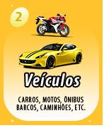 Clique para Cadastrar Veículos